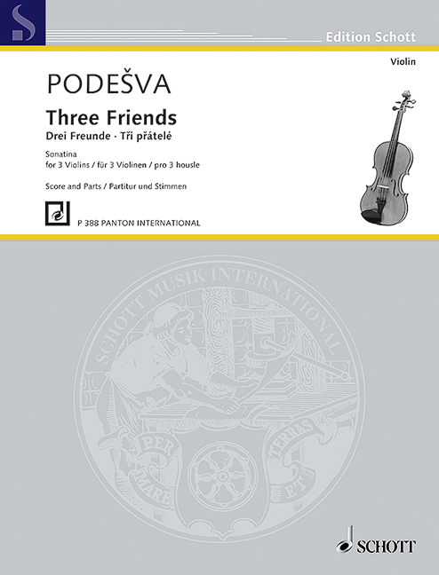 Three-Fiends-Sonatina-Podesva-Jaromir-score-and-parts-3-violins-9790205000486